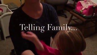 Telling Family :-)