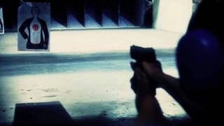 Shooting Guns w Natasha Yi