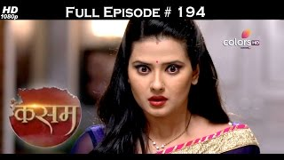 Kasam - 30th November 2016 - कसम - Full Episode (HD)