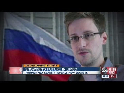 Putin addresses Edward Snowden asylum