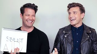 Nate Berkus and Jeremiah Brent Play the Newlywed Game | Architectural Digest