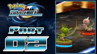 Pokemon Duel - Part 2 | Training Center Battles 1-4 Complete! [Android & iOS Gameplay]