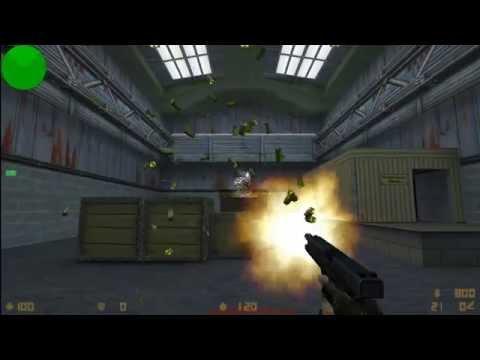 Крутой баг с Glock 18 в Counter Strike 1.6