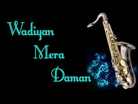 #157:-Wadiyan Mera Daman (Abhilasha 1968) - Mohammed Rafi || Best Saxophone Instrumental