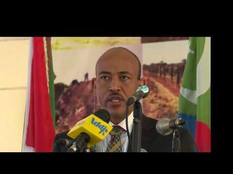 EASF Day Ethiopia - Ethiopia's Minister for Defence, Mr. Siraj Fegessa