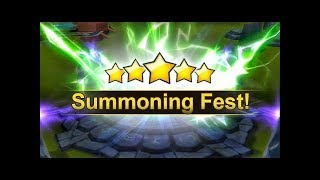 Summoners War summon session with a trick