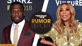 50 Cent Has Savage Response To Wendy Williams