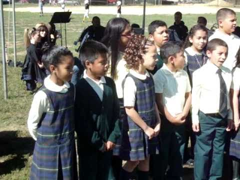 St. Anthony of Padua School Choir Kroctoberfest 2010 01.MPG
