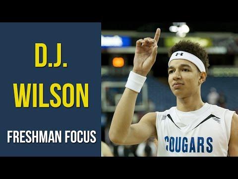 DJ Wilson - Michigan Basketball Freshman Focus