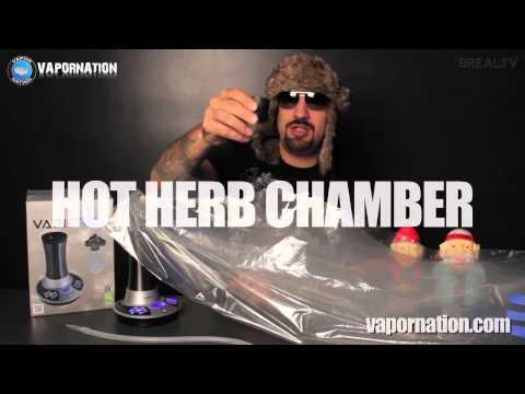 Dr Greenthumb Product Review   Vapir Rise Vaporizer