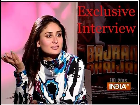 Bajrangi Bhaijaan: Kareena Kapoor Khan's exclusive interview with India TV