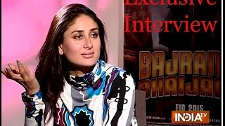 Bajrangi Bhaijaan: Kareena Kapoor Khan's Exclusive Interview With India TV | India Tv