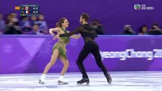 FRENCH ICE DANCER HAS WARDROBE MALFUNCTION AT OLYMPICS