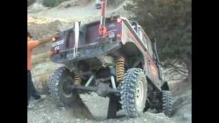 LAND ROVER DEFENDER V8 EXTREME 4X4