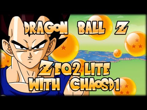 Dragon Ball Z - ZEQ2 Lite with ChaosD1