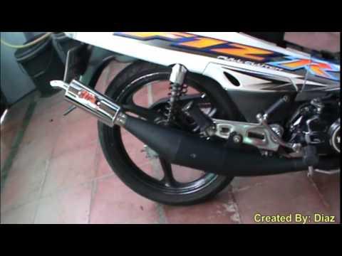 F1ZR Racing Exhaust Indonesia