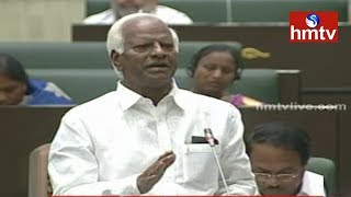 Minister Kadiyam Srihari Speech On Education And Development    hmtv News