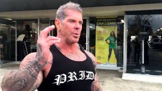 Rich Piana exclusive interview My IG @THEUNNATURALSOFFICIAL_