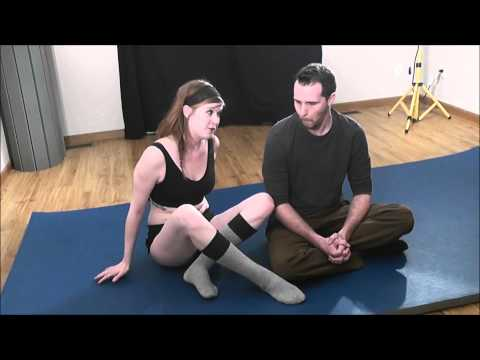 Teaching The Female Leg Scissors - Part 1 video