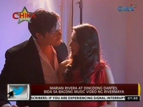 24 Oras: Marian Rivera at Dingdong Dantes, bida sa bagong music video ng Rivermaya