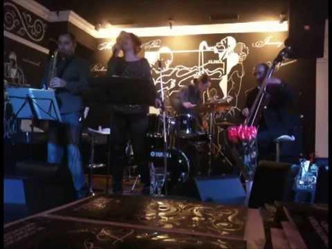 Лана Меркулова и ДЖАЙВ РЕВЮ. Традиц. джаз (1)