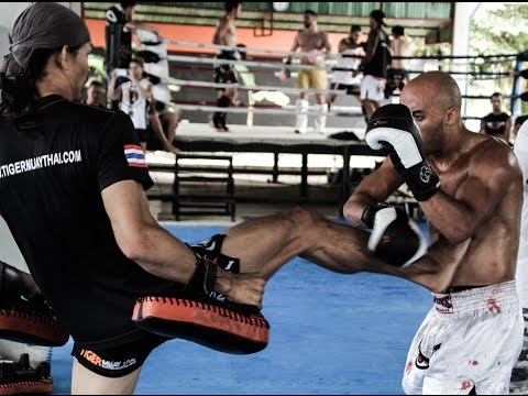 2014 Tiger Muay Thai Team Tryout Documentary: Episode 2 Image 1