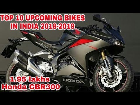 Top 10 Upcoming Bikes in India  2018-2019 | under 2 lakhs with price