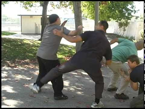 Street Fight Real -- Combat JuJitsu Techniques Image 1