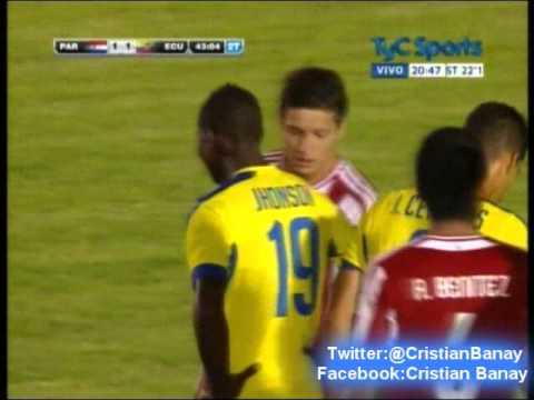 (Relato Emocionante) Paraguay 1 Ecuador 2 (Radio Diblu 88.9) Sudamericano Sub 20 2015 Los goles