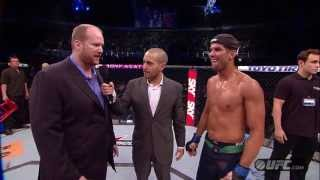 UFC on FUEL TV 10: Leonardo Santos Post-Fight Interview