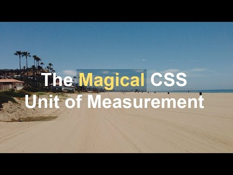 Viewport Units Tutorial: The Magical CSS Unit of Measurement