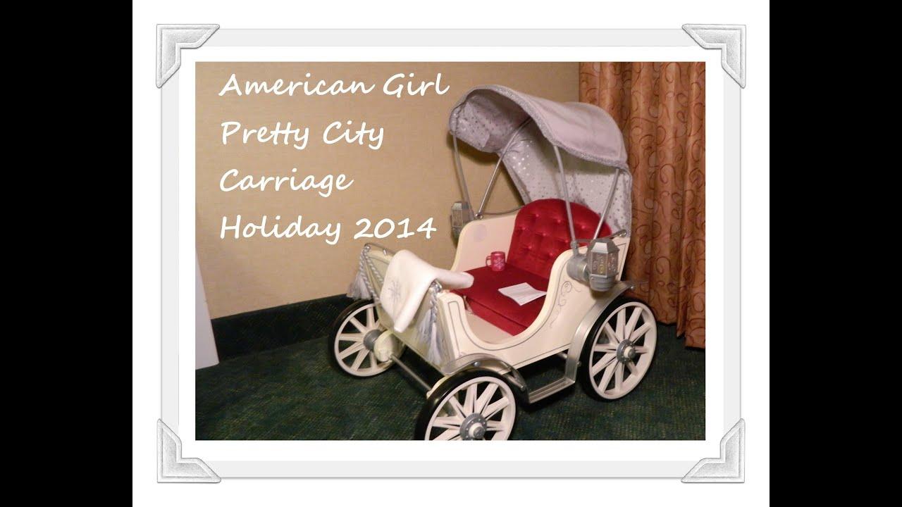 Horse Girl Opener Opening American Girl Doll