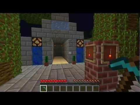 Tutorial Minecraft cómo hacer arenas movedizas.