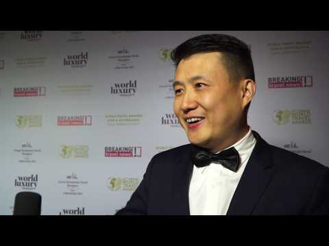 Ouyang Chen, manager, service department, Hainan Airlines