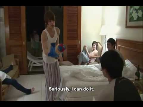 [ENG SUB] DBSK in Saipan {All About TVXQ 3} part 7