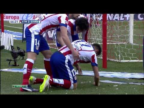 Атлетико -  Реал Мадрид 4:0