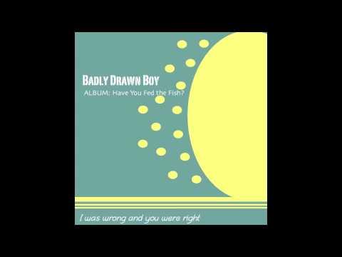 Badly Drawn Boy - I Was Wrong