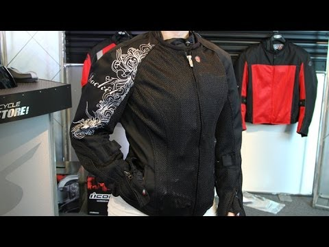 Womens Joe Rocket Motorcycle Jackets