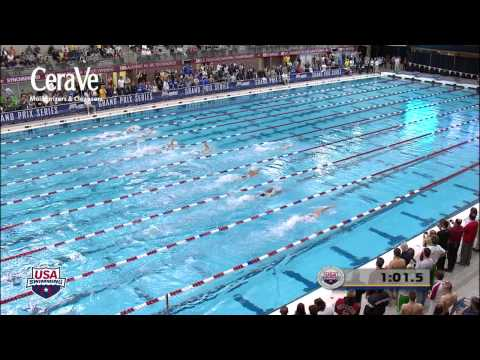 Men&#039;s 200m Freestyle A Final - 2012 Columbus Grand Prix