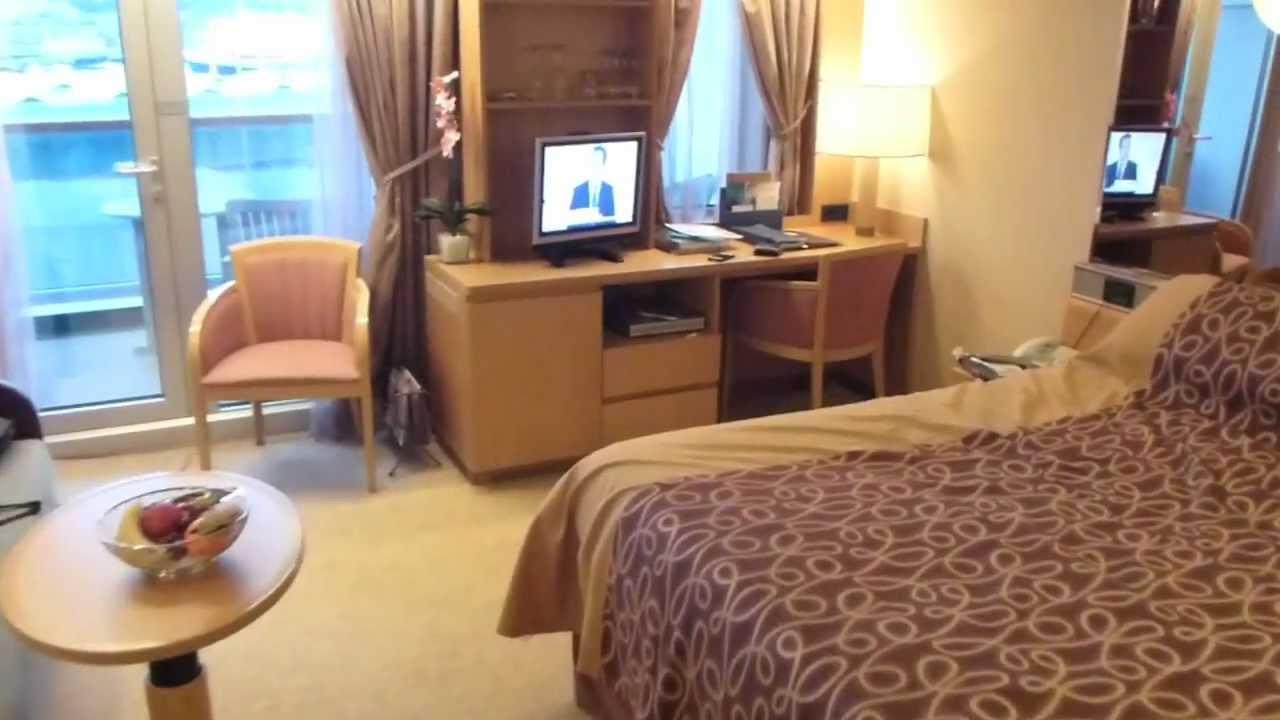 P Amp O Arcadia Cruise Ship Mini Suite B101 Youtube
