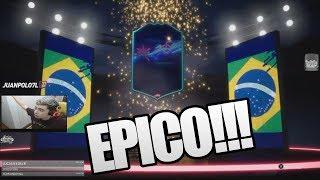 MI DIA DE SUERTE!!   RECOMPENSAS SQUAD BATTLE (FIFA 19)