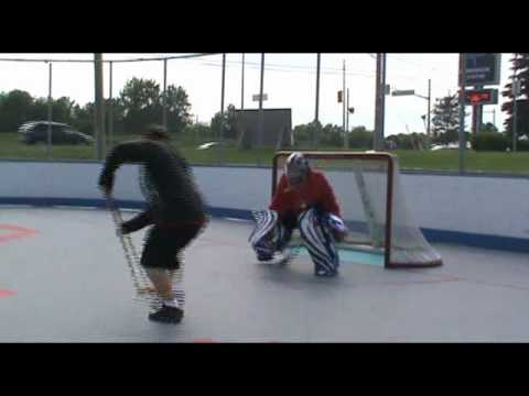 (Ball Hockey Goalies) Post to Post: A Complete Guide to Ball Hockey Goaltending