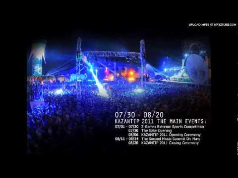 Казантип 2011 скачать музыку
