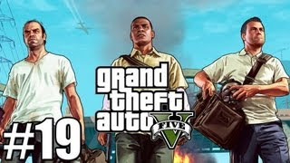 "Grand Theft Auto V Ep.19 | ""Reunited And It Feels So..."""