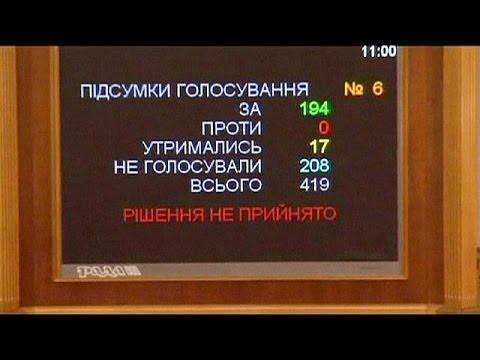 'They lied' - Ukraine's Klitschko slams govt. for suspending EU deal