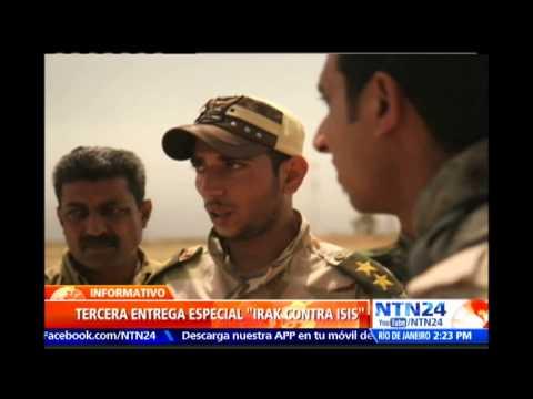 Brigada de tribus sunitas lidera nueva misión para combatir al Estado Islámico en Irak