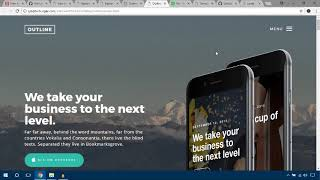 Best Free Bootstrap Landing Page Templates fully Responsive  – Built With HTML5 CSS3 Bootstrap  2017