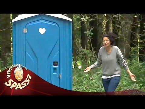 Fernanda Brandao – Die Toilette an der Ampel   Verstehen Sie Spaß?