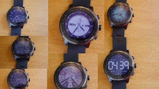 Top 10 Watch Faces for Amazfit Stratos & How to Install Them