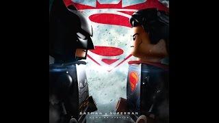 LEGO BATMAN V SUPERMAN DAWN OF JUSTICE FULL MOVIE